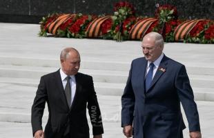بوتين ولوكاشينكو يبحثان التطورات داخل بيلاروس وحولها
