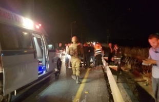 """إعلام عبري: حدث أمني قرب مستوطنة""""عوفرا"""" في رام الله: اعتقال المنفذ"""