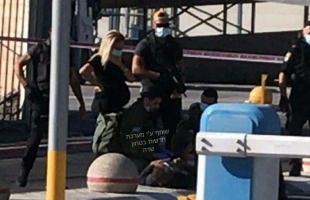 فيديو - قوات الاحتلال تطلق النار تجاه فتاة فلسطينية في القدس