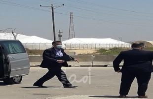 الوفد الأمني المصري يصل غزة وصحيفة تؤكد: الفصائل ترفع حالة التأهب