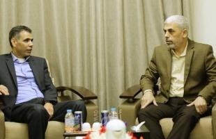 صحيفة تكشف مطالب حماس الثمانية للوفد المصري