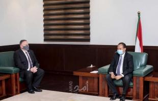 الخارجية الأمريكية: بومبيو ناقش مع حمدوك تطورات العلاقات السودانية الإسرائيلية