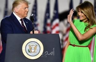 ترامب وميلانيا يطلقان موقعا رسميا: الرئيس الأميركي الـ45
