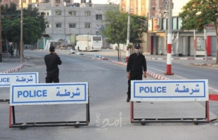 """غزة: لجنة الطوارئ تعلن إصابة مدير مركز شرطة رفح """"إبراهيم ضهير"""" بفيروس كورونا"""
