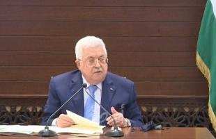 مجددا..الرئيس عباس يقرر تمديد حالة الطوارئ 30 يوما تبدأ  من السبت