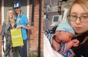 صدق أو لا تصدق .. بريطانية تكتشف أنها حامل قبل 60 دقيقة من موعد الولادة