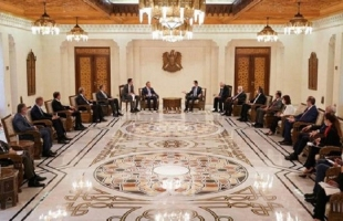 سوريا وروسيا تؤكدان الإرادة المشتركة لمواصلة تطوير التعاون الثنائي