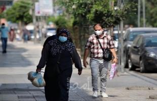 """لجنة الطوارئ: تسجيل 60 إصابة جديدة بفيروس """"كورونا"""" في محافظة غزة"""