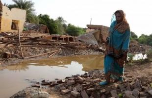 المنظمة المصرية تتضامن مع الشعب السوداني في نكبة الفيضانات