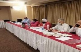 فيديو ..في مؤتمر صحفي..الوفد الحكومي يكشف حيثيات الوضع الوبائي والإنساني في قطاع غزة