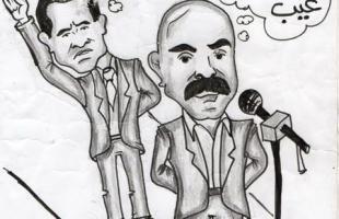 """الإساءة للأشقاء العرب """" عيب"""" - كاريكاتير حنفي أبو سعدة"""