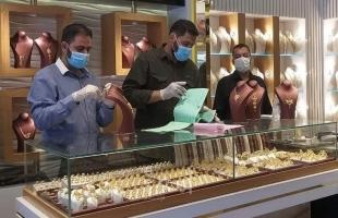 اقتصاد حماس يجري جولة تفتيشية لمحلات بيع الذهب والمجوهرات برفح