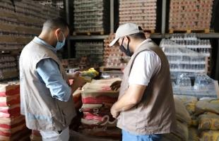 مباحث التموين بغزة تضبط 12 ألف حبة من المفرقعات والألعاب النارية