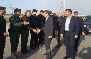 للمرة الثانية خلال ساعات..الوفد الأمني المصري يعود إلى قطاع غزة