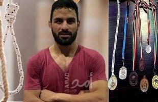 إيران تنفذ حكم الإعدام بحق لاعب المصارعة نويد أفكاري