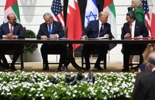 اعلام عبري: إدارة ترامب تعمل بصعوبة لتحقيق اتفاق تطبيع جديد بين إسرائيل ودولة عربية