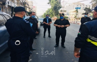 """مصادر تكشف لـ """"امد"""" سبب إغلاق أمن حماس لمخيم البريج وسط قطاع غزة"""