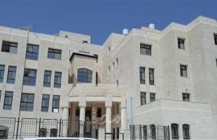 تربية رام الله تتسلم مشروع إنشاء مبنى مديرية تربية جنوب نابلس