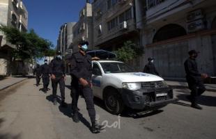 """داخلية حماس: توقيف 4 مصابين بفيروس """"كورونا"""" و8 مخالطين"""