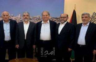 الرجوب: نريد انجاح مبادرة لا يقدم عليها إلا العظماء كما أبو مازن - فيديو
