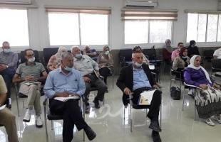 """مركز """"شمس"""" ينظم ورشة عمل حول الطرق الرسمية البديلة لحل النزاعات في طوباس"""