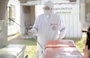 """غزة: تسجيل (558) إصابة جديدة بفايروس """"كورونا"""" في الدورة الأولى """"الجمعة"""""""