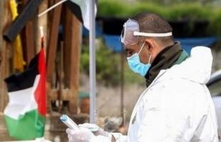 """ارتفاع بمؤشر حالات """"كورونا"""" بعد تسجيل  مئات الإصابات بالضفة الغربية"""