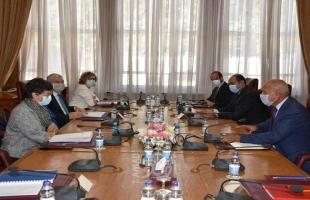 أبو الغيط يبحث مع وزيرة خارجية اسبانيا تطورات الأوضاع في الشرق الأوسط