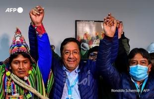 بوليفيا: فوز لويس آرسي مرشح اليسار  بالانتخابات الرئاسية