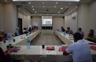 رام الله: التنمية الاجتماعية وبالتعاون  قرى الأطفال  SOS فلسطين تنظمان لقاء عمل لمرشدي حماية الطفولة