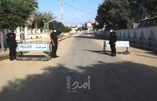 تشديد الإغلاق بمناطق الشيخ رضوان والبريج وبيت حانون في قطاع غزة- صور