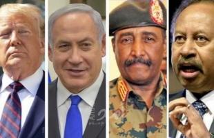نص البيان المشترك .. اتفاق السودان و إسرائيل على تطبيع العلاقات