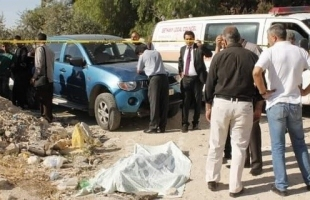 العثور على جثتين لمواطنين من نابلس وجنين..وتعرض أحدها لتمثيل غير إنساني  - صور