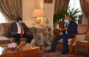 أبو الغيط يثني بالدور الهام التي قامت به السودان بتوقيع اتفاق جوبا للسلام