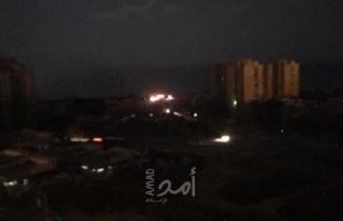 انقطاع التيار الكهربائي عن العديد من مدن إسرائيلية - صور