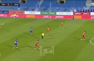 الهلال 2 – 0 ضمك في الدوري السعودي | ثنائية جوميز تحسم المباراة للزعيم
