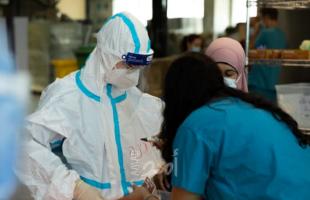 """الصحة الإسرائيلية: تسجيل (7,761) إصابة جديدة بفايروس """"كورونا"""""""
