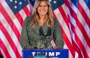 """نتائج انتخابات الرئاسة الأميركية.. """"مواقف"""" عائلة ترامب وتغريدة ميلانيا تكذب سي ان أن!"""