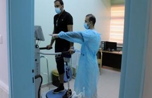 مستشفى حمد بغزة ينهي معاناة شاب مع بترٍ استمر 13 عامًا