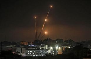 جيش الاحتلال: إطلاق فاشل لقذيفتين صاروخيتين سقطتا داخل قطاع غزة