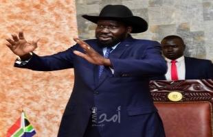 منظمة سلام بلا حدود الدولية تمنح رئيس جنوب السودان وسام السلام