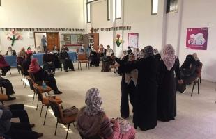 غزة: ورشة عمل للنساء الناجيات والمصابات بمرض السرطان - صور