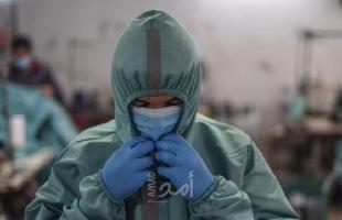 """صحة حماس: تسجيل (596) إصابة جديدة بفايروس كورونا """"الأحد"""""""