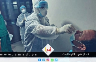 """صحة حماس: حالتا وفاة و(1185) إصابة جديدة بفايروس """"كورونا"""" في قطاع غزة"""