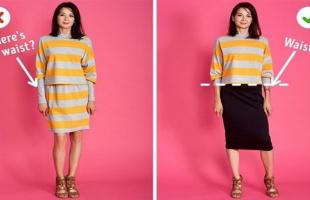 بالصور .. 5 حيل فى اختيار الأزياء تجعلك تبدين أطول