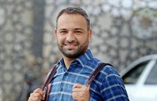 """""""الأناضول"""" تختار صورة للصحفي """"أشرف أبو عمرة"""" كأفضل صورة من قطاع غزة"""