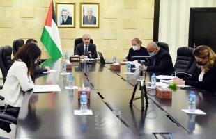 من أبرز قرارات الحكومة الفلسطينية: إنشاء شركة غاز فلسطين