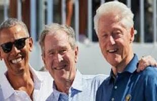 """أوباما وبوش وكلينتون يعلنون استعدادهم لتناول لقاح """"كورونا"""""""
