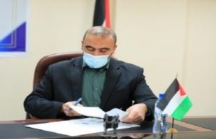 بناء مجمع سكني لإيواء فقراء الأيتام بغزة