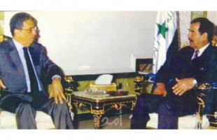 """عمرو موسى يكشف ما دار في اللقاء """"الساخن"""" مع صدام حسين..وتفاصيل جديدة عن حرب الخليج"""